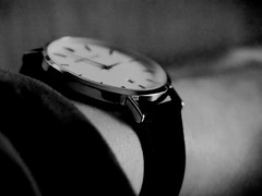 Watch (katieMai) Tags: watch abbottlyon blackandwhite black white skin wrist hand art artistic edgy creative