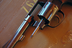 Smith & Wesson 33-1 Early J-Frame 1959 .38 S&W ('Clashy) Tags: smithwesson 331 earlyjframe 1959 38sw regulation police post war 95000
