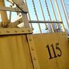 jaune . bleu . 115   #grenoble #urbanity #ville (dege.guerin) Tags: grenoble ville urbanity