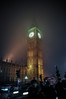 London (@Merssan) Tags: 2016 london nyår bigben uk londoncity architecture building fog clock