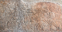 Royal lion hunt (Nick in exsilio) Tags: assyria antiquity assyrian ashur religion pergamonmuseum berlin archaeology vorderasiatisches museum