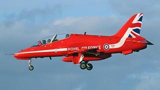 XX244  HAWK RAF