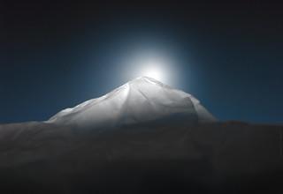 Everest at Night