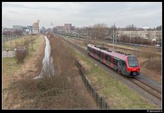 R-net 2013 - 8639 (Spoorpunt.nl) Tags: 28 januari 2017 rijngouwelijn nsr ns reizigers rnet flirt 2013 trein 8639 alphen aan den rijn