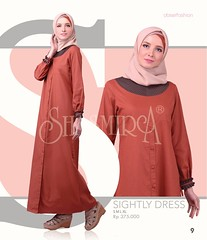 New Arrival!!   SJARME OBSERFASHION  Code      : Sightly Dress Material : Creo Color      : Merah bata Size        : S M L XL Price      : IDR 375k  LIMITED STOCK!! Order Now at Working Hour  Contacts :  +628982956050 5AC92755  Follow : @shasmirahaznapa (firaya_azzahra) Tags: abaya palembang tuniq shasmirahaznapalembang shasmirapalembang busanamuslimah moslemwear blouse shasmira vest gamis tunik blus longdress cardigan dress bolero