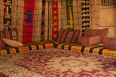 Bedouin tent (M00k) Tags: interior tent bedouin desert wahibasands oman
