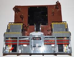 DSCF2238 (Nilbog Bricks) Tags: star wars lego moc minifigures stormtrooper base barracks