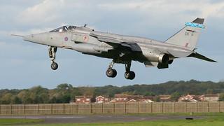 XZ109/EN  JAGUAR  6sqn  RAF