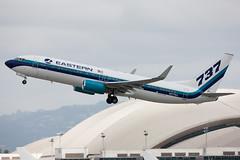 Boeing 737-800 Eastern Airlines N277EA cn 32359/1041 (Guillaume Besnard Aviation Photography) Tags: lax klax losangeles losangelesinternationalairport plane planespotting canoneos eos1dsmarkiii canoneos1dsmarkiii canonef500f4lisusm boeing737800 easternairlines n277ea cn323591041 boeing737 737800