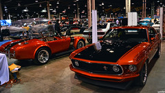 1969 Ford Mustang Coupe (Chad Horwedel) Tags: 1969fordmustangcoupe fordmustangcoupe ford mustangcoupe wow17 worldofwheels wow classic car hotlava custom donaldestephensconventioncenter rosemont illinois winner