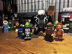 Updates of Doom (LordAllo) Tags: lego dc legion doom bizarro brainiac solomon grundy scarecrow giganta onlinesailin
