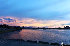 2015.8.16  (Steven Weng) Tags: sunset sky cloud canon taiwan taipei      skyfire   ef1740 eos5d2
