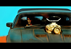 Mad Max II (RK*Pictures) Tags: road family black max hot classic car speed dark movie death justice sand highway action widescreen wheels pipe melgibson police australia rage revenge crime future heat cult violence outback law nitro gasoline dust bonnet madmax limitededition burntout v8 diorama fuel tanks demons fueltank wasteland marauders supercharged interceptor blower dystopia exhaustpipe vengeance fordfalcon postapocalyptic mfp motorcyclegangs autoart energycrisis postapocalypse georgemiller madmax2 theroadwarrior mainforcepatrol 600horsepower n2toys furyroad phase4heads sciencefictionactionfilm