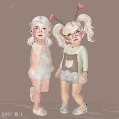 Little Love Rompers @ Fairytales Forever (LOTUS. & Ugly Duckling) Tags: hello world life new family shadow cute love beautiful face make up leather kids mouth children fur beard rouge store kid shoes kiss paint child cheek candy heart adult sale snake chocolate top mommy ad machine makeup some kisses tint valentine sneakers sugar sl event cotton commercial second sweets layer hi lipstick blush eyeshadow cheap materials hullabaloo eyeliner gacha gatcha inworld tintable toddleedoo toddledoo tweeneedoo