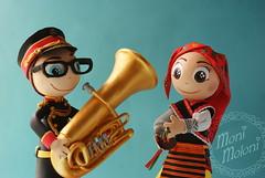 fofuchas zamoranas primer plano (moni.moloni) Tags: banda pareja musica tuba traje regional zamora foamy danzas coros folclore fofucho gomaeva fofucha fofuchos fofuchas