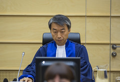 Ntaganda trial opens at International Criminal Court (ICC-CPI) Tags: boscontaganda changhochung