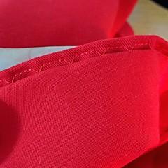 Blind hem on my Miette skirt (PatsyPoo_) Tags: skirt ttb miette wrapskirt tillyandthebuttons