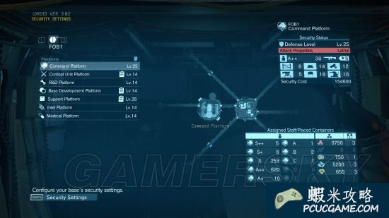 潛龍諜影5幻痛FOB模式玩法及機制詳解