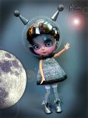 Cosma - the little Astronaut