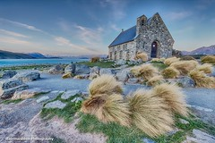 Church of the Good Shepherd, Lake Tekapo, NZ (darrinwalden Photography) Tags: