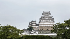 Himeji Castle(Kinki Region) (Johnnie Shene Photography(Thanks, 1Million+ Views)) Tags: world travel people colour macro building castle heritage tourism japan horizontal architecture canon lens photography eos rebel dc site focus scenery kiss asia long exterior place image outdoor no famous scenic sigma tranquility landmark artificial scene tourist structure international manmade himeji destination tall distance 1770 region tranquil built attraction freshness foreground himejijo kinki   x6 fragility 284  650d t4i 1770mm f284