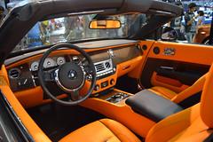 Rolls-Royce Dawn (Sreejesh Kalari Valappil) Tags: rollsroyce v12 dubaimotorshow dubai uae дубай 迪拜 دبي