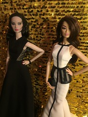 Asian Beauties (PlasticCat) Tags: fashion asian toys evening doll dolls blossom thing and another royalty ayumi nakamura sato integrity kyori