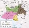 Этнические группы Афганистана и Пакистана на карте (EyeQido) Tags: азия афганистан пакистан пуштуны белуджи пенджабцы синдхи