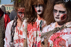 2015.10.10 Zombie Walk, Asbury Park, NJ (Katie Wilson Photography Adventures) Tags: park street new costumes people art halloween me walking dead skulls fun dorothy photography photo yummy blood photos pics zombie walk alice decay unique katie watching attack nj makeup down creepy special celebration event eat fairy dont shore artists brains jersey boardwalk wilson asbury undead skeletons adventures zombies wonderland tale nightmares amatuer on the practicing in 2015 braaiiins
