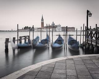 Four Gondolas