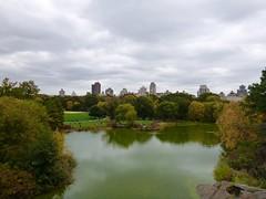 Trip to NYC (heytampa) Tags: nyc newyorkcity lake ny newyork skyline view centralpark manhattan scenic belvederecastle