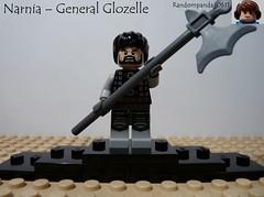 General Glozelle (Random_Panda) Tags: film movie soldier lego general fig action fantasy narnia figure minifig minifigs figures figs minifigure minifigures telmarine