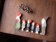 children of the forest (prettydreamer.workshop) Tags: waldorf montessori elsabeskow waldorftoys