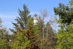 Lighthouse View (Totally Realistic Visionz) Tags: nature michigan scenic tawas ligthouse