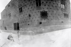 La mirada ESTENOPEICA en La Casa de Las Conchas (El ZoteFunk) Tags: pinhole estenopeica casadelasconchas