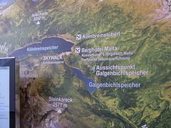 Maltatal - Kölnbreinsperre (Seesturm) Tags: österreich malta kärnten speicher airwalk maltatal 2014 talsperre mineralien wasserkraft wasserkraftwerk kölnbreinspeicher maltakraftwerke kölnbreinsperre seesturm maltahochalmstrase