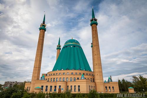 Meczet w Pawłodarze