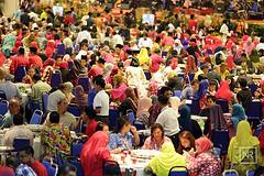 PAU2015 : Jamuan perhimpunan Agung Umno 2015.PWTC 10/12/15