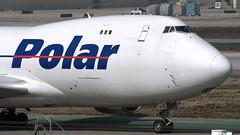 Boeing 747-47U N416MC (707-348C) Tags: losangeles cargo boeing lax polar gti boeing747 airliner freighter jetliner thehill atlasair klax b744 n416mc