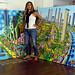 ציורי ענק לסלון למכירה ציורים גדולים ענקיים ציור גדול לבית ציורים יפים מגניבים מדליקים יפים מהממים לאספנים אוהבי אמנות