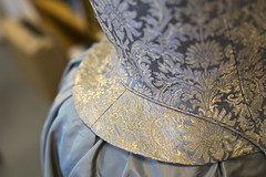 How the ROH Costume department create Tudor costumes for <em>Elizabeth</em> that are light enough to dance in
