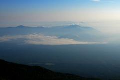 Cloud Below Mount Fuji Landscape (pokoroto) Tags: cloud below mount fuji landscape  fujisan yamanashi prefecture   japan 8   hachigatsu hazuki leafmonth 2016 28 summer august