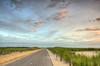 The long road to Horizon. (Alex-de-Haas) Tags: hdr holland hollandseluchten ndfilter nederland netherlands noordholland petten avond beach clouds daglicht daylight duin duinen dune dunes evening highdynamicrange lucht neutraldensityfilter skies sky strand summer wolken zomer