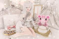 Boudoir (Gabriella Marshdevil ~ BUSY IRL) Tags: catwa enfersombre kawaiiproject cute kawaii kitty neko darkendstare taketomi hentaifair
