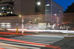 築地市場 (a.s_______6.7) Tags: canon tamron sony sigma mc11 2470 24 70 light japan tokyo station tower night car city travel life long fall market nikko