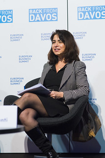 Daniela Vincenti, Editor in chief, Euractiv