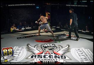 Ascend Combat - Season's Beatings