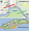 """Az elsüllyesztett Ada-Kaleh szigete, erődje és községe (Grafika:Falanszter.blog.hu) • <a style=""""font-size:0.8em;"""" href=""""http://www.flickr.com/photos/150489878@N08/31791740285/"""" target=""""_blank"""">View on Flickr</a>"""