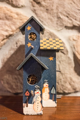 Snowmen house (RPStrick) Tags: snowmen house christmas celebrate mailbox