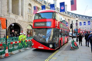 Regent Street - it's all Happening!